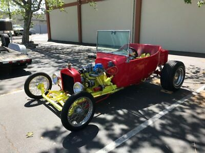 1922 Ford Model T T-Bucket 1922 Ford Model T T-Bucket Hot Rod Classic Antique Muscle Tbucket