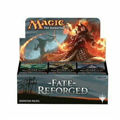 MtG: Fate Reforged Booster Box - English - Factory Sealed - Magic the Gathering