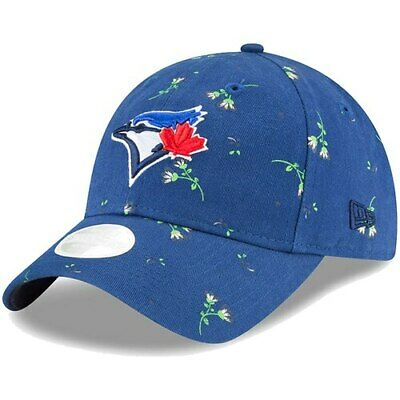 new arrival d03e1 f6c2e Toronto Blue Jays New Era Women s Blossom 9TWENTY Adjustable Hat - Royal