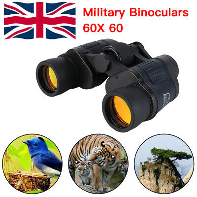 3000M Telescope Military Binoculars 60X 60 High Power Night Vision Binocular UK