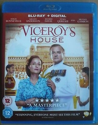 Viceroy's House - (Blu ray, 2016)
