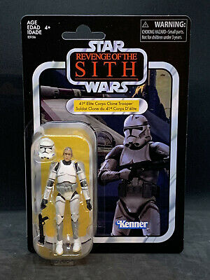 "Star Wars The Vintage Collection (3.75"") Elite Clone Trooper Action Figure (EXCL"