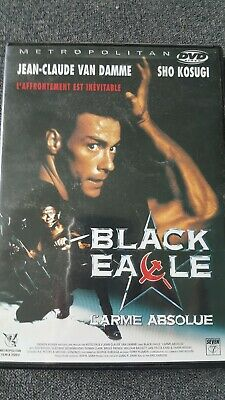 DVD BLACK EAGLE L'arme absolue action