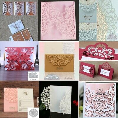 Rose Flowers Layers Plate Metal Cutting Dies DIY Photo Paper Making Decoratives
