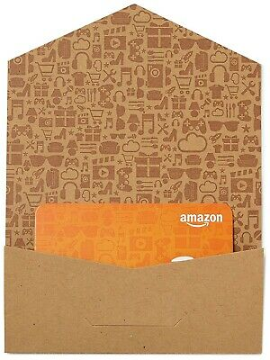 Amazon Gift Card: Mystery Value! Card can be worth between $10 to $1000