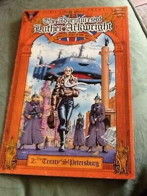 Luther Arkwright Comic