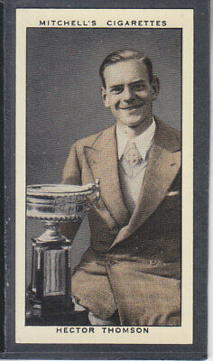 Mitchell - A Gallery of 1935 - # 34 Hector Thompson - Golf