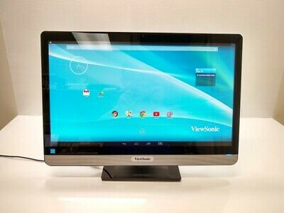 "Viewsonic VSD230 23"" LED Smart Display Touch Android All-In-One Tablet Computer"