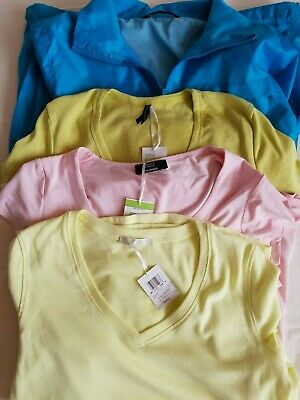Ladies Four Item Bundle Size 12 Marks & Spencer - Jacket And Tops