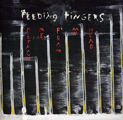 Feeding Fingers - Detach Me from My Head [New CD]