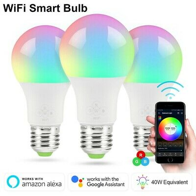 SONOFF B1 LED Bulb Dimmer Wifi Smart Light Bulb Remote