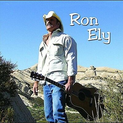 Ron Ely - Ron Ely [New CD]