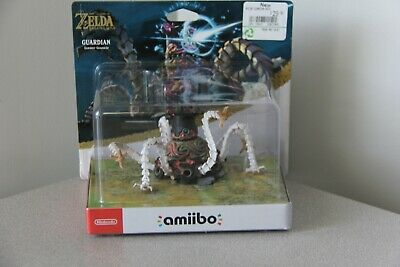 GUARDIAN amiibo: Breath of The Wild - Zelda Link [Nintendo Switch Factory SEALED