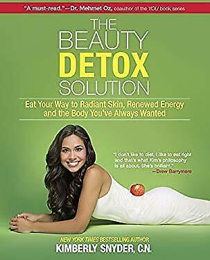 Beauty Detox Solution : Eat Your Way to Radiant Skin, Renewed Energy a-ExLibrary