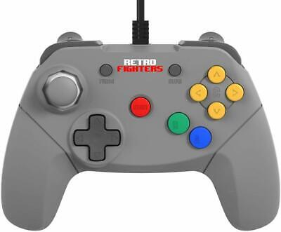 Retro Fighters Brawler64 Next Gen N64 Controller V2.0 Game Pad - Nintendo 64