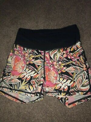Cotton On Booty Shorts Exercise Shorts Floral. Brand New Never Worn
