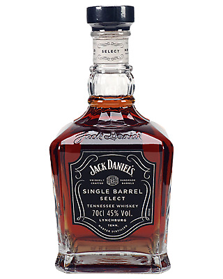 Jack Daniel's Single Barrel Select Tennessee Whiskey 700mL Whisky case of 6
