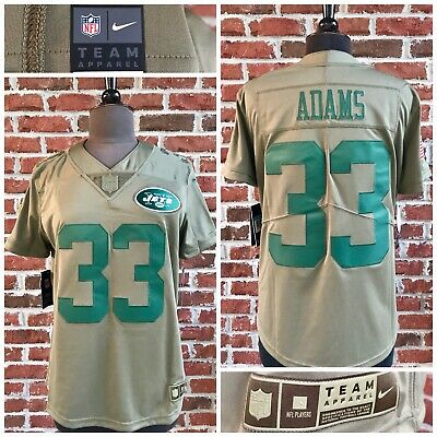 Hot NEW YORK JETS Jamal Adams Nike Men's *NEW* *ALL COLORS* NFL Player