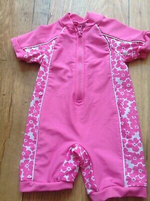 Morhercare 6-9 Months Sun Protector Suit Swimsuit