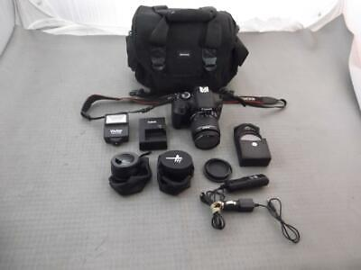 Canon EOS Rebel T6 EF-S 18-55mm Kit W/ Two Extra XIT Pro Series Lenses