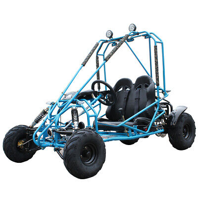 125CC KIDS GO Kart with Automatic Transmission w/Reverse free