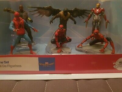 Spiderman Far From Home Figurine Set