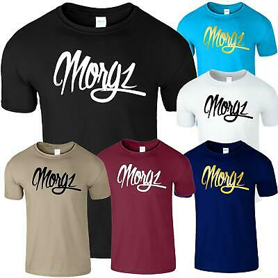 Morgz Kids T Shirt Youtube Youtuber Gamer Boys Girls Gift Gamer T-Shirt