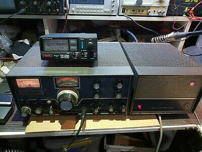 Swan 350 C And a 500 Radios