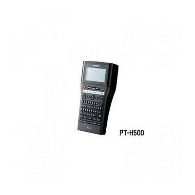 Brother PT-H500 P-Touch Labeller PC Connected QWERTY Keyboard Handheld Label ...