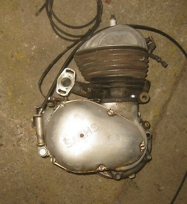 moteur sachs 98cc 100cc AB12 moto de collection mandille roux new map baby ...