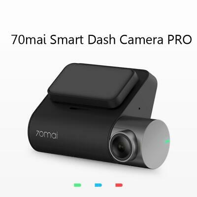 Xiaomi 70mai Dash Cam Pro 1944P 5MP WiFi Smart Car DVR Voice APP Control Monitor