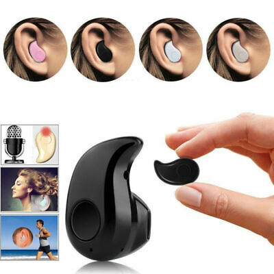 Wireless Earbuds Bluetooth 4.1 Earbud 3d Stereo Sound Headphone W/ Microphone