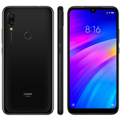 "Global Version 6.26"" Xiaomi Redmi 7 Smartphone Android 9.0 Snapdragon 632 3+64GB"