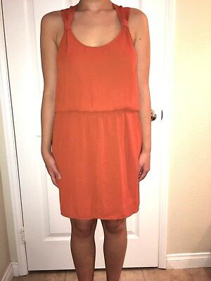 d31669c1 ... Women's Crocheted Sheath DRESS NEW SMALL Brown Spice. $14.98 Buy It Now  26d 17h. See Details. NWT MACY'S BAR III RUST ORANGE SLEEVELESS RACER BACK  ...