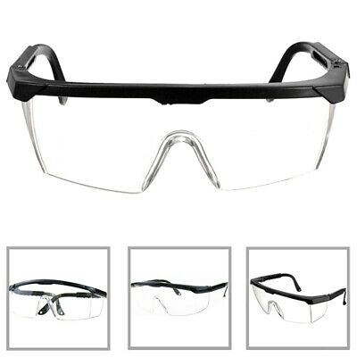 Eye Protective Anti-impact Lab Factory Glasses Safety Outdoor Work Goggles Hot