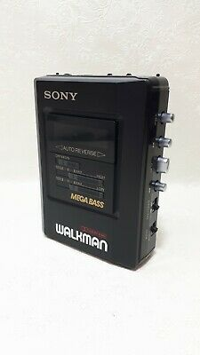 SONY WALKMAN  WM-B47 STEREO Cassette PLAYER/Kassette Player