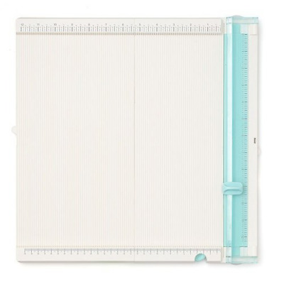 """Premium Trim and Score Board Imperial & Metrics White We R Memory Keepers 12x12"""""""