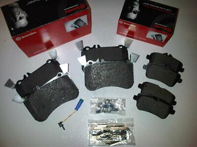 Mercedes A45 Amg + Cla 45 Gla45 Front & Rear Brembo High Performance Brake Pads