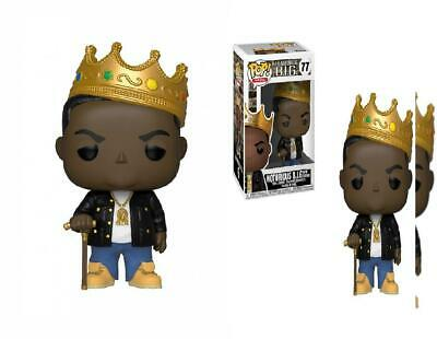 Funko Pop Rocks: Music - Notorious B.I.G. with Crown Collectible Figure,...
