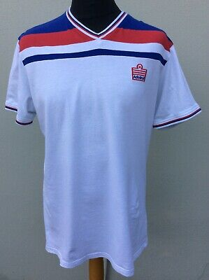 Admiral, England Home Shirt,1980-1983,Large