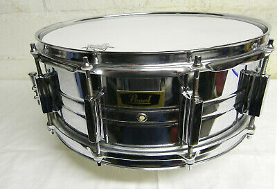 """Pearl Deluxe Snare 14"""" x 5,5"""" Vintage"""