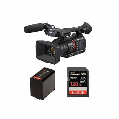 Lightweight 4K/HDR 10BIT REC Camera Recorder with Live Streaming package a
