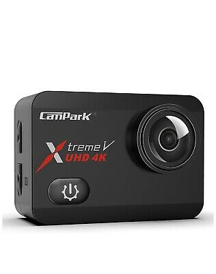 Campark X30 4K Action Camera 20MP EIS Anti-Shake Touch Screen 1080p 120fps Sp...