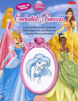 Enchanted Princess (Learn to Draw)