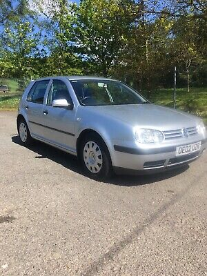 Volkswagen golf 1.9tdi se low miles full service history one owner