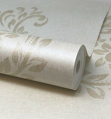 Gold /& Sage Green Vine Scroll Wallpaper FD66957 Paste The Wall