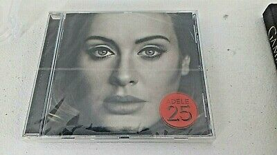 Adele - 25 (CD) new and sealed