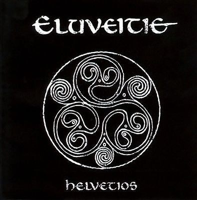 Cd Eluveitie Helvetios Brand New Sealed