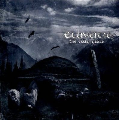 Cd Eluveitie The Early Years Brand New Sealed