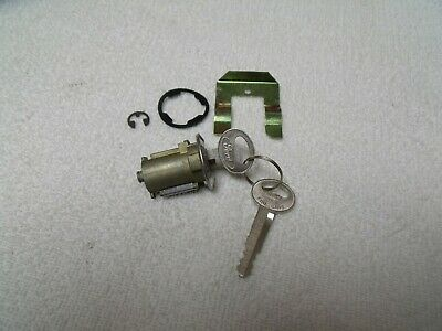 Nos Fomoco Ford Bronco Rear Back Power Electric Tailgate Window Lock 78-96